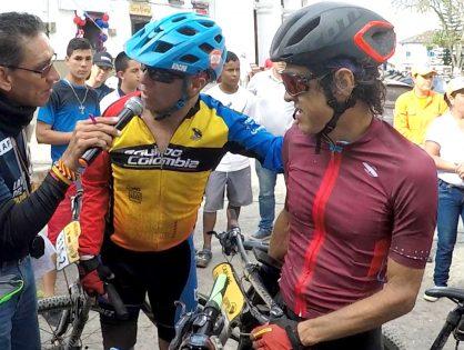 Nelson Cardona correrá la Leyenda del Dorado
