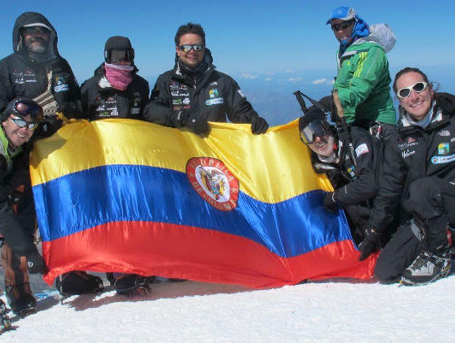 Colombia, a dos pasos de conquistar las montañas más altas del planeta