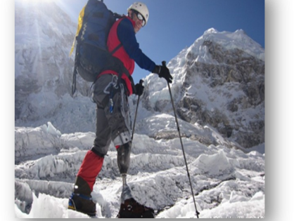 Colombians climb Mount Everest